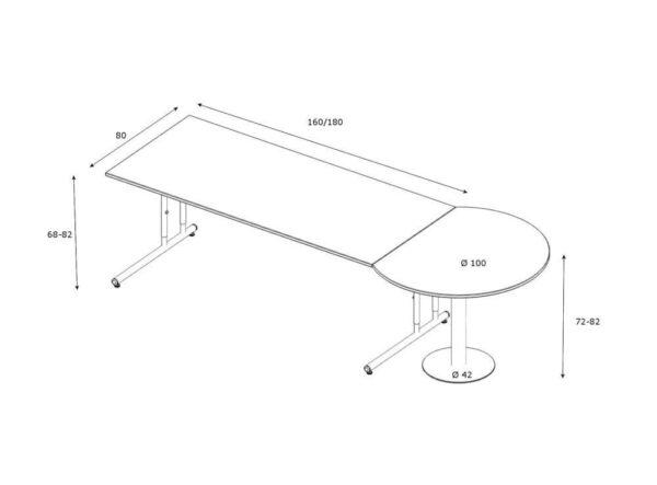 Schreibtisch-mit-Besprechungstisch-Sevilla-Abmessungen
