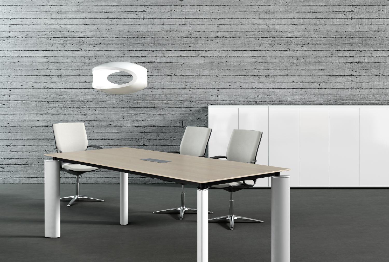 Design Konferenztisch Ancona | Klassiker Direkt - Chefzimmer ...