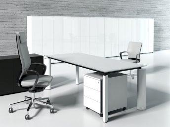 Design Schreibtisch Ancona