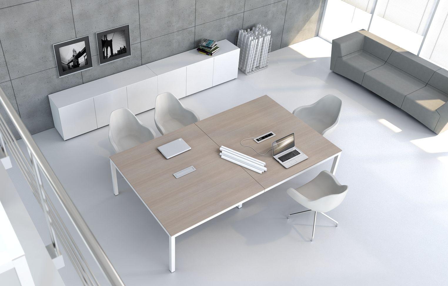 Konferenztisch Bari | Klassiker Direkt - Chefzimmer, Büromöbel ...