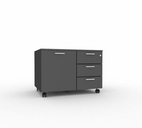 Multifunktionscontainer-Granitgrau