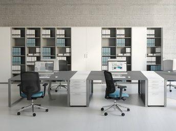 Schreibtisch für 2 Personen OGI_Q