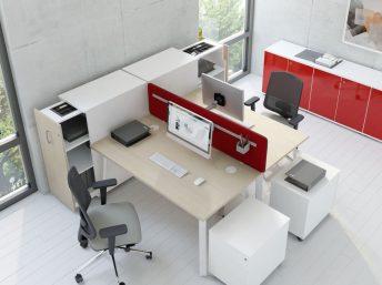 Schreibtisch für 2 Personen OGI_A