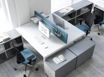 Schreibtisch für 2 Personen OGI_Y