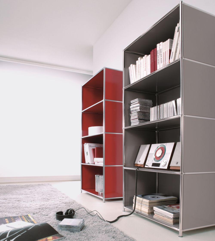offenes regal system4 b rom bel. Black Bedroom Furniture Sets. Home Design Ideas