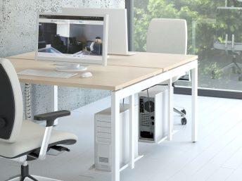 Schreibtisch OGI_U für 2 Personen