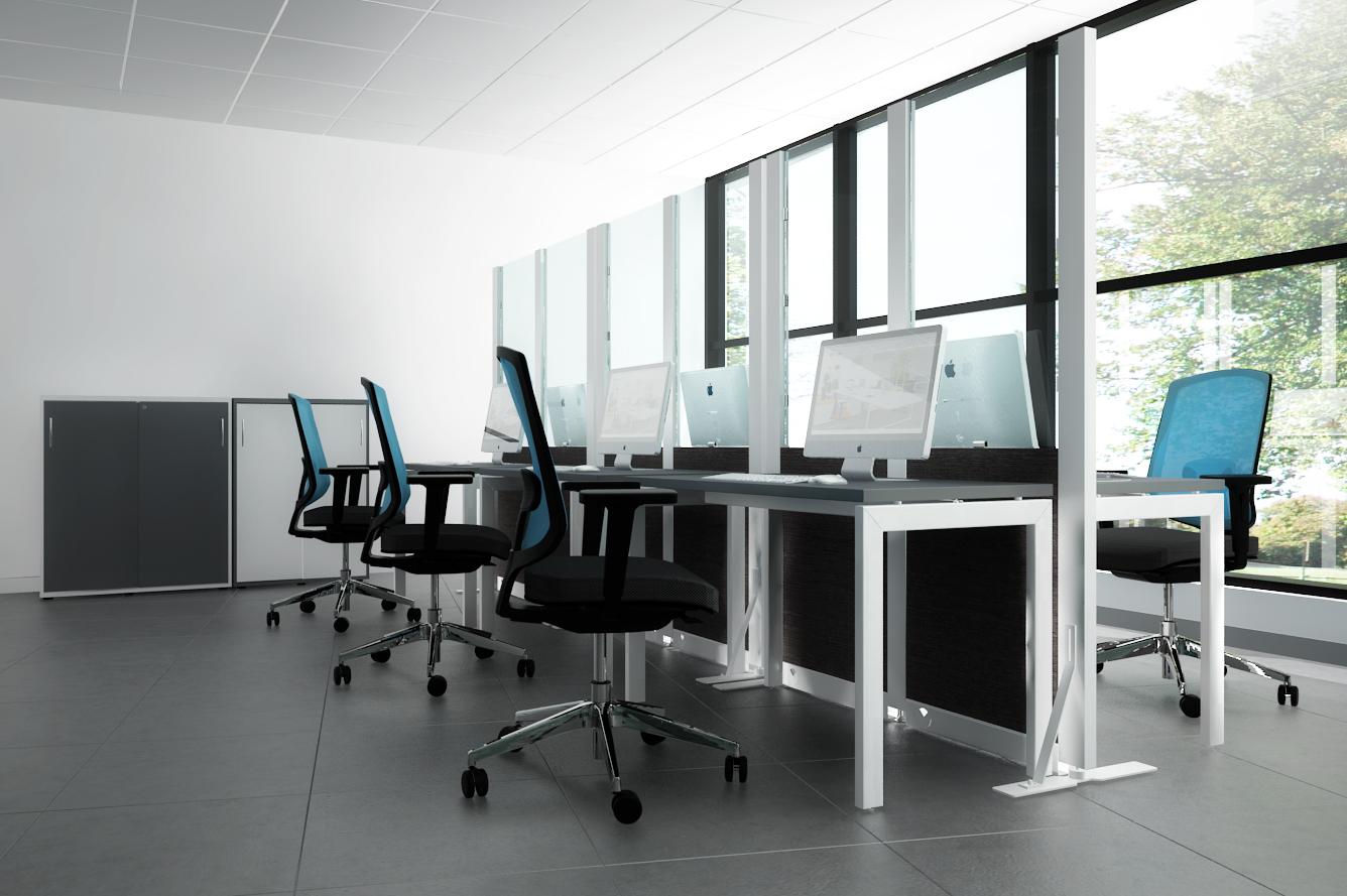 Schreibtisch ogi u klassiker direkt chefzimmer for U schreibtisch