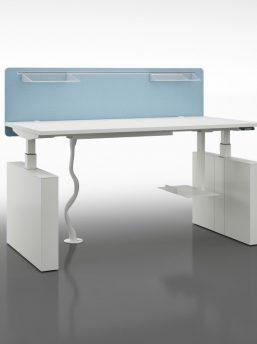 Schreibtisch elektrisch hoehenverstellbar WINGLET