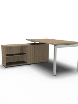 Schreibtisch mit Managerschrank OGI_U