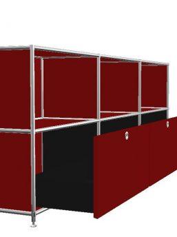 Sideboard_3_Schubladen_Viasit_5