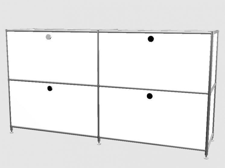 Sideboard_4_Schubladen_System4_4
