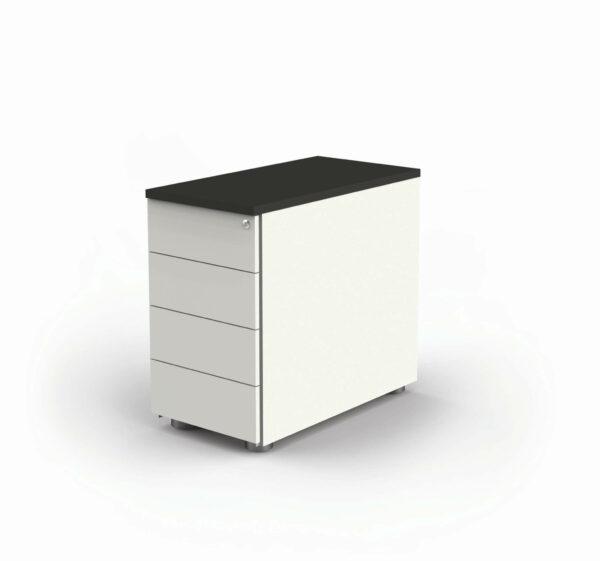 Anstellcontainer-Abdeckplatte-Anthrazit
