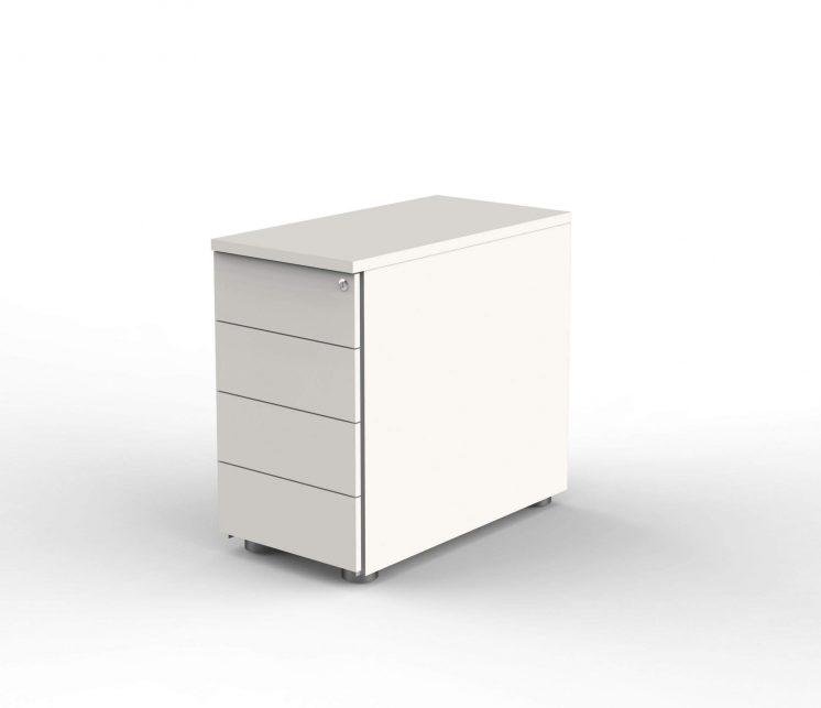 Anstellcontainer-Abdeckplatte-Weiss