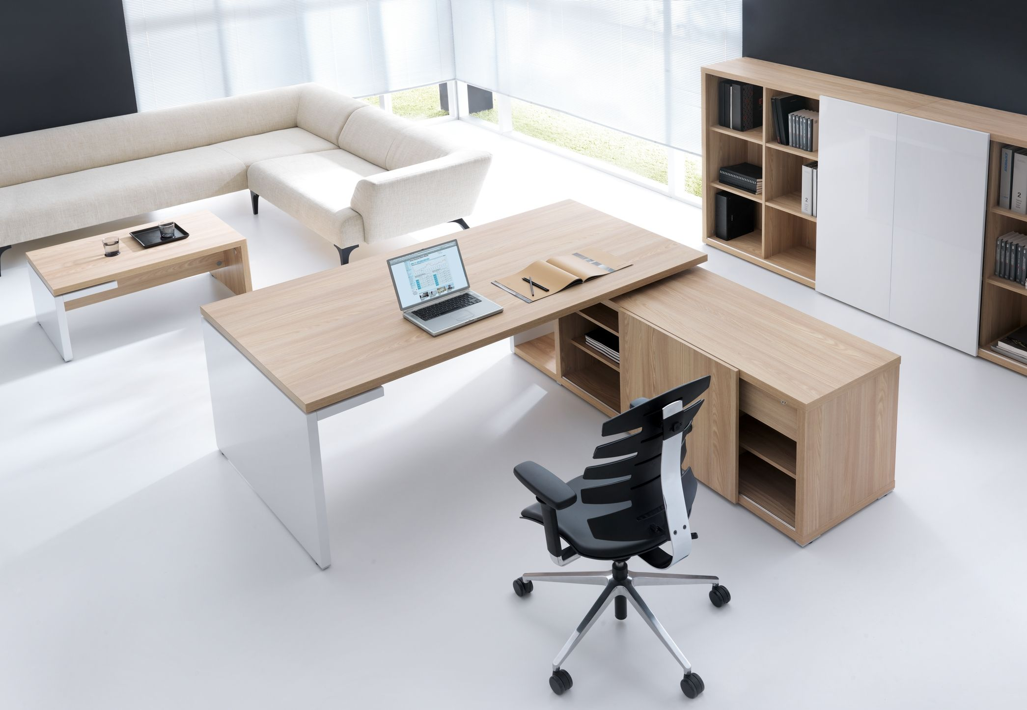 Chefzimmer, Büromöbel, Design Büroeinrichtung