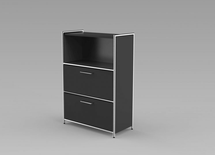 Highboard_2Schubladen_3OH_anthrazit
