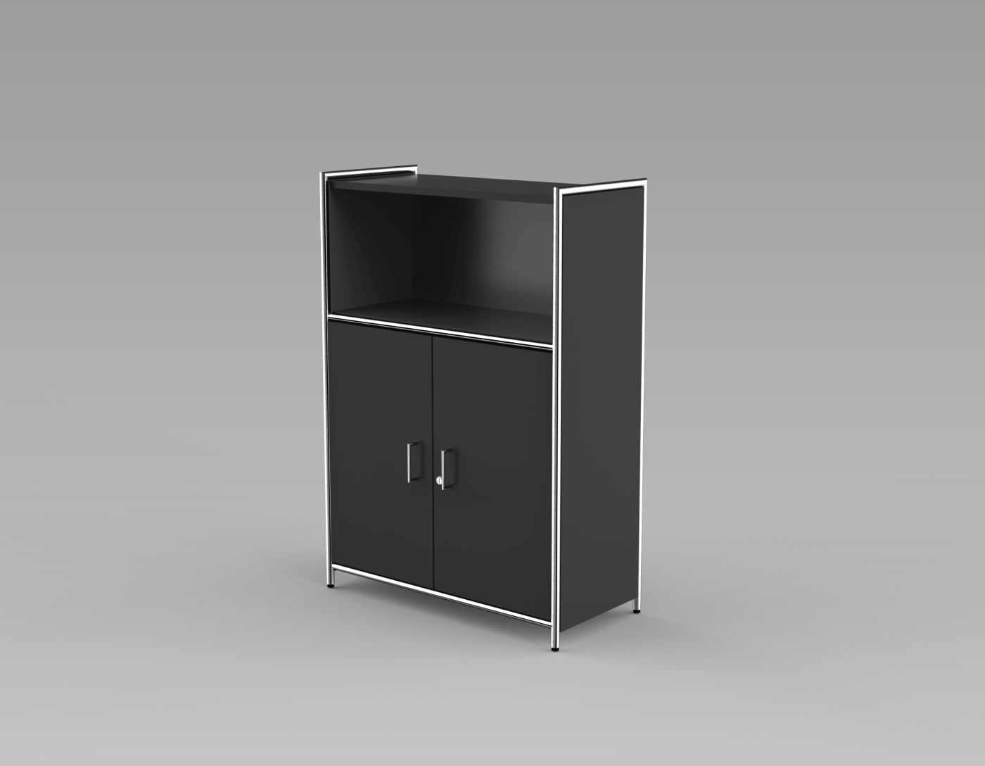highboard mit t ren 3oh klassiker direkt chefzimmer. Black Bedroom Furniture Sets. Home Design Ideas