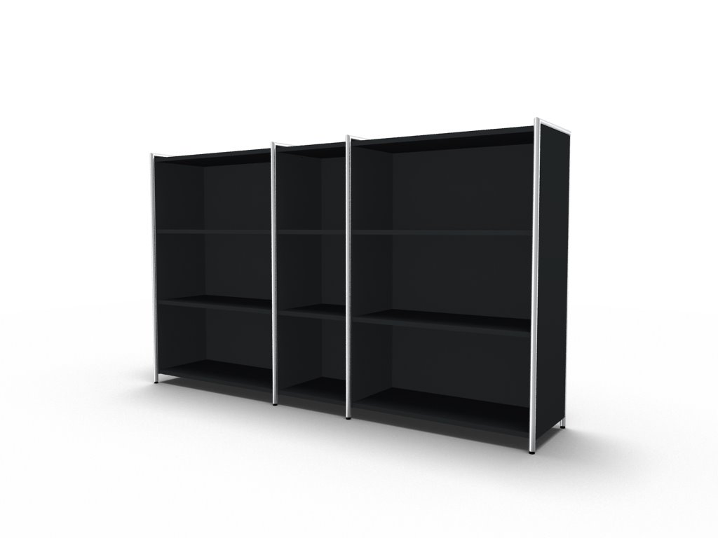 highboard als f cherregal 3oh klassiker direkt. Black Bedroom Furniture Sets. Home Design Ideas