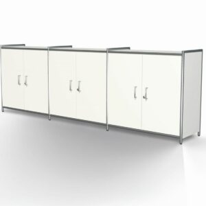 Sideboard_3Türen_weiß