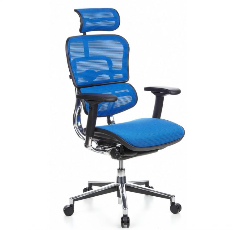 chefsessel-toronto-blau