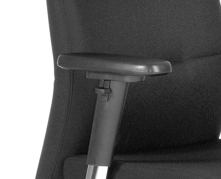 Drehstuhl-Comfort--Multifunktionsarmlehnen