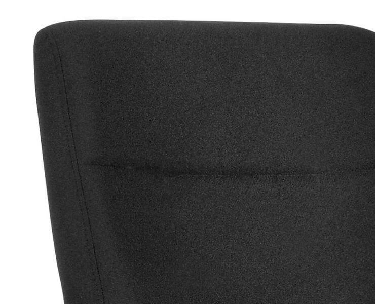 Drehstuhl-Comfort-gesteppter-Rücken