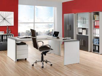 Winkel- Schreibtisch Verona