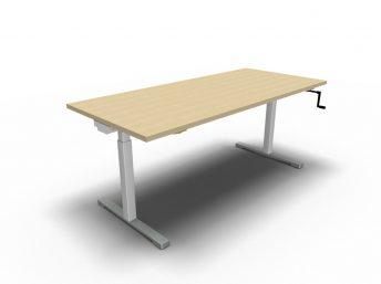 schreibtische h henverstellbar chefzimmer b rom bel design b roeinrichtung. Black Bedroom Furniture Sets. Home Design Ideas