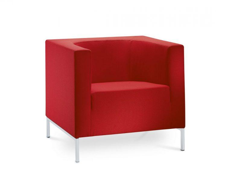 Loungesessel Kubik 1-Sitzer