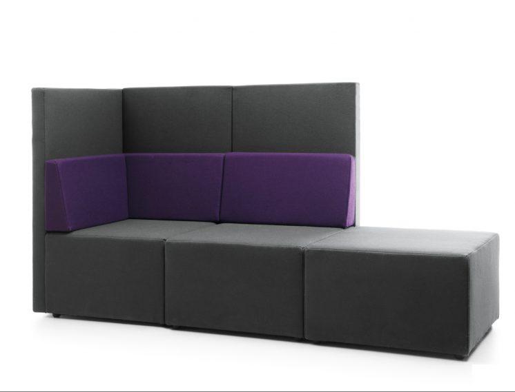 Raumteiler-Sofa MDD