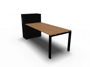 Eckschreibtisch design  schreibtisch mit container | Chefzimmer, Büromöbel, Design ...