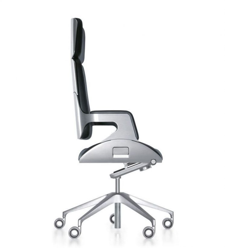 Design Bürodrehstuhl Silver