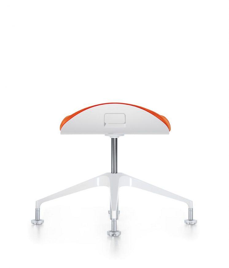 hocker_silver_100s_profil_orange_beschichtet