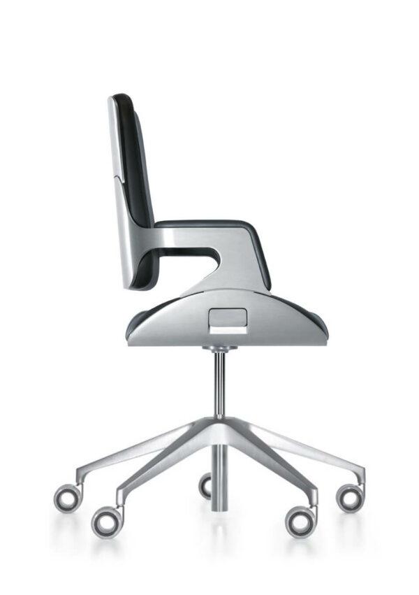 Konferenzstuhl-Silver-mittelhoher-Rücken-1
