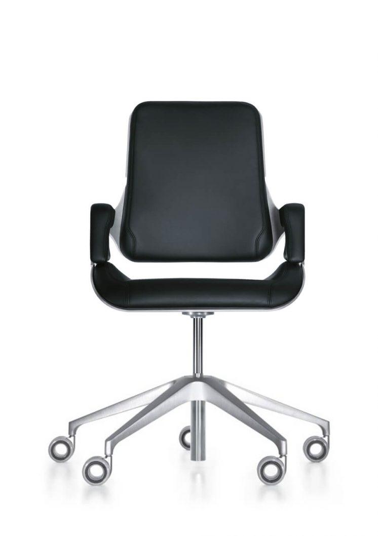 Konferenzstuhl-Silver-mittelhoher-Rücken-2