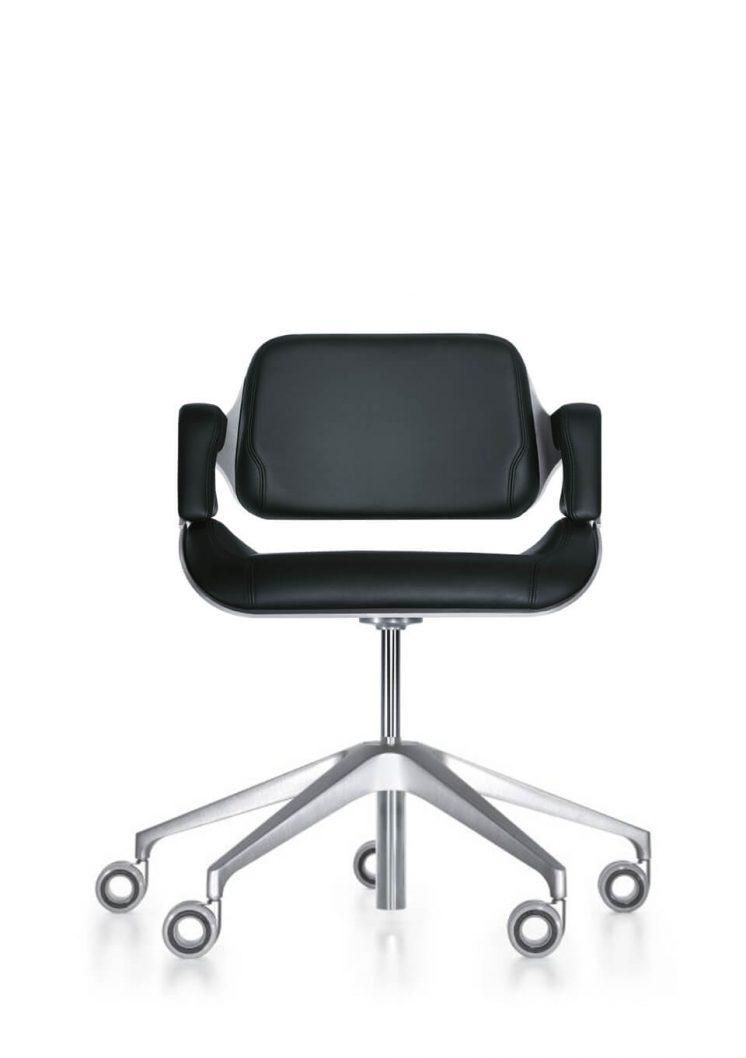 Konferenzstuhl-Silver-niederer-Rücken-1