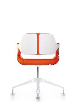 konferenzstuhl_silver_101s_rueck_orange_beschichtet