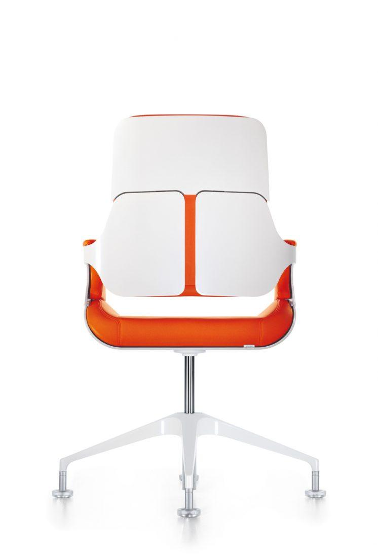 konferenzstuhl_silver_151s_rueck_orange_beschichtet