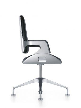 Design Konferenzstuhl Silver