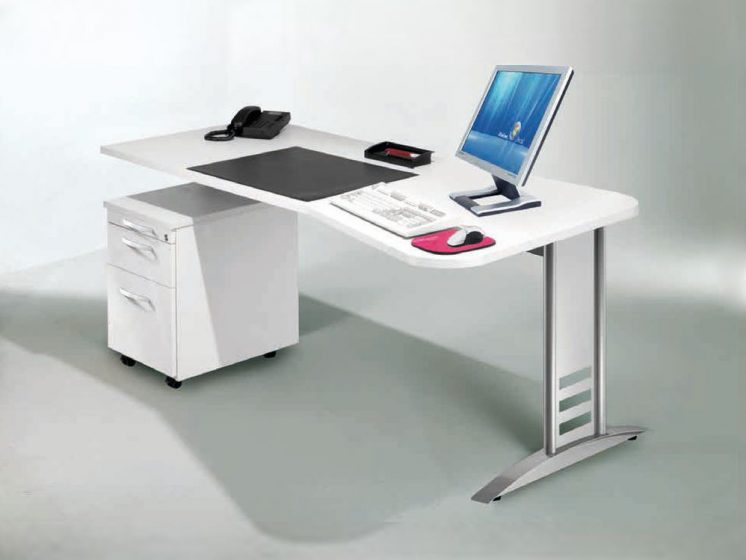 EDV Schreibtisch Merida