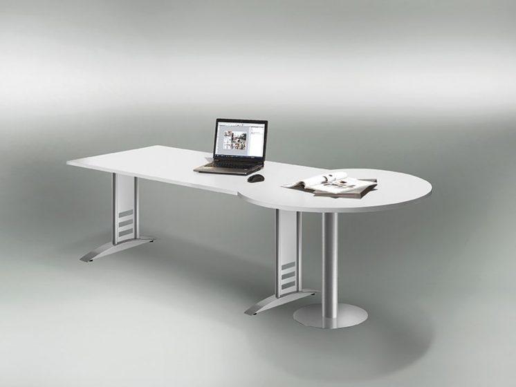 Schreibtisch_Merida_mit_Besprechungsansatztisch