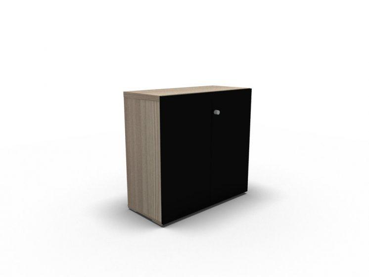 Sideboard_MIT21_Platane_hell_schwarz