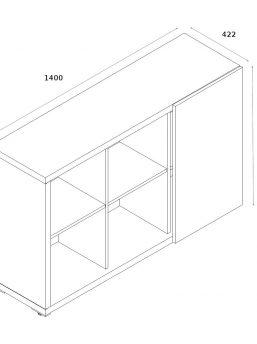 Sideboard_mit_Schiebetuer_Faro_MIT18