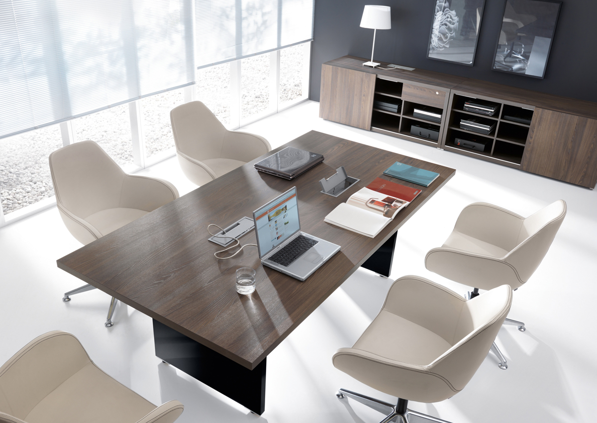 Konferenztisch FARO | Klassiker Direkt - Chefzimmer, Büromöbel ...