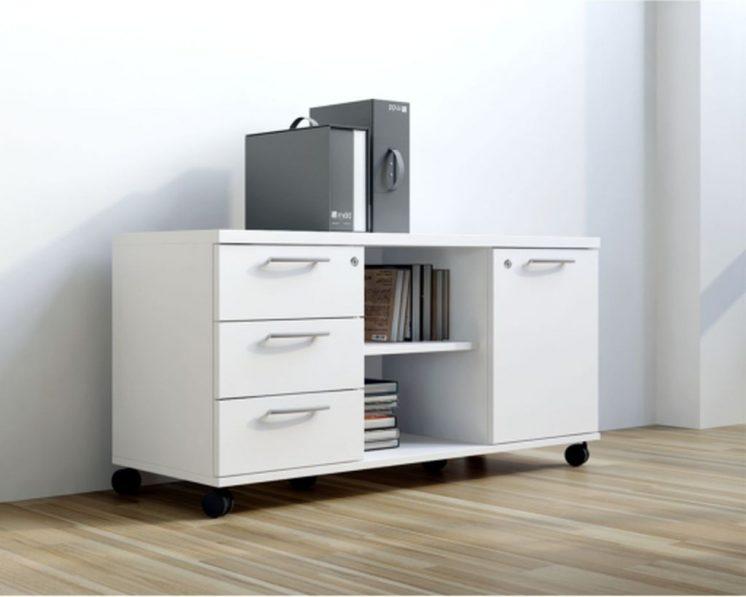 sideboard auf rollen b rom bel. Black Bedroom Furniture Sets. Home Design Ideas