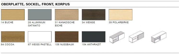 Sideboard_A14M_Farben