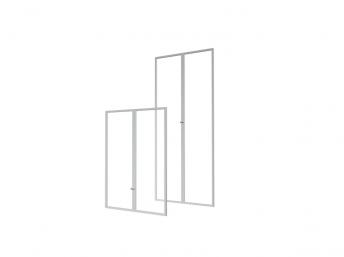 Glastüren für Schränke OGI/YAN