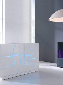 Bürolampe Sunbeam Empfangstheke Organic