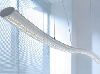 Bürobeleuchtung Snake