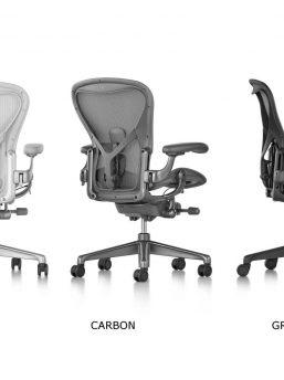 Aeron Remastered PostureFitSL
