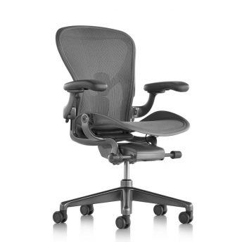 New Aeron Carbon Remastered Drehstuhl